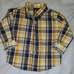 Other - Nautica Button Down Shirt 12 Months